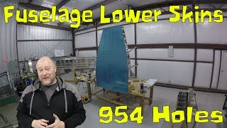 RV Aircraft Video - RV-10 Fuselage Update