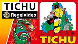 Tichu - Regeln & Beispielrunde