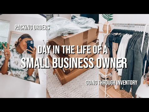 , title : 'DAY IN THE LIFE OF A SMALL BUSINESS OWNER