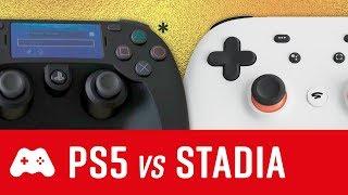 PS5 Oder Google Stadia? ► Fragen Und Antworten!