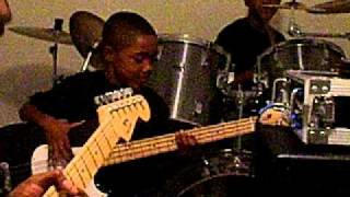 JAM SESSION REHEARSAL PART 2 with mel brown and sons