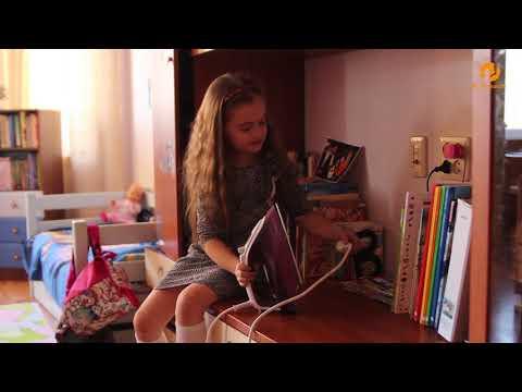 Счастливый ребенок: Домашние обязанности. Как мотивировать детей к работе по дому?