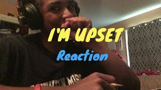 I'm Upset - Drake REACTION  WE BACK!!