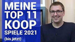 Kooperative Spiele 2021 - Die Top 11 besten Koop Brettspiele des Jahrgangs (... bisher)