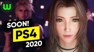 25 Upcoming PS4 Games of 2020 | whatoplay