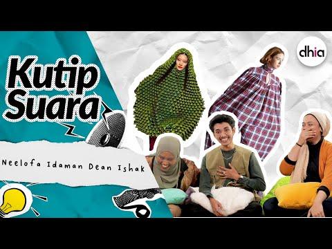 #KutipSuara :Neelofa Idaman Dean Ishak