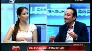 Kanal 35 - Önce Sağlık programının konuğu Dr. Taha Okan