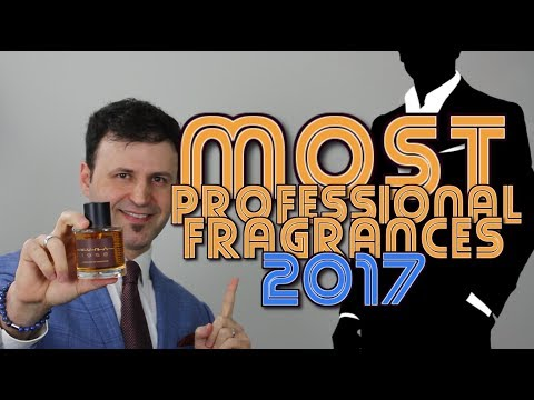 Best Work Professional Fragrance/Cologne/Perfume for Men 2017 + GIVEAWAY!