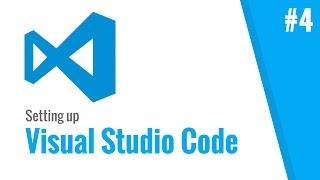 Set up Visual Studio Code (TypeScript tutorial, #4)