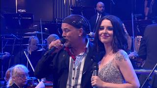 "Video thumbnail of ""GIBONNI & MAJA KEUC - Oprosti (arr. by Rok Golob) - Simfonična Ekstaza 2"""