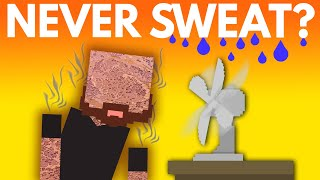 What If You Never Sweat? - Video Youtube