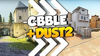 -Cbble +Dust2 in Active Duty Map Pool (FINALLY)
