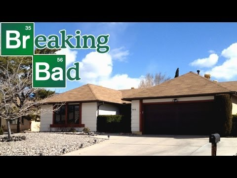 The Breaking Bad Tour of Albuquerque