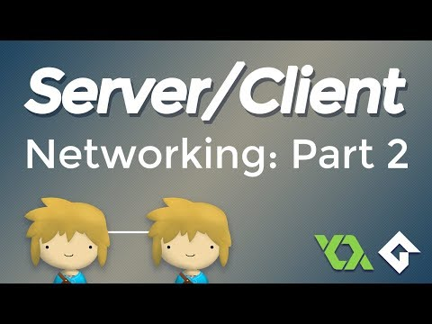 Server/Client Networking in GameMaker (Networking Pt. 2) [GMS 2 / 1.4]
