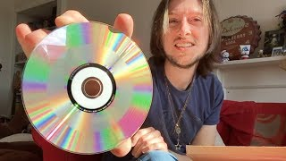 Unboxing My Newly Glass Mastered CD Album!