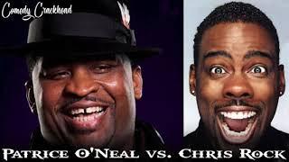 Patrice O'Neal Vs. Chris Rock
