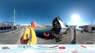360 VIDEO VR TENERIFE: Вечеринки на яхте OCEAN ROCK