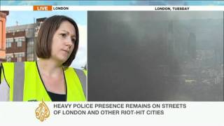 Peace March Planned In Tottenham After Riots
