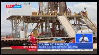 KTN PRIME BUSINESS: Tullow Oil board changes parent company