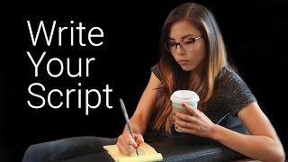 Convert Your Story Idea Into a Script (ft. Anna Akana)