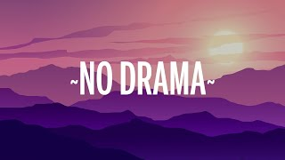 Becky G, Ozuna - No Drama (Letra/Lyrics)