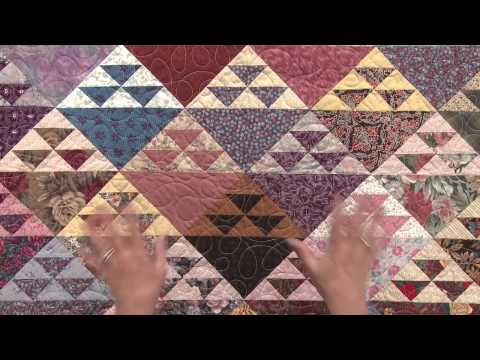 (Preview of) Four Decades of Quilting, Part 2 with Donna Lynn Thomas and Barb Eikmeier