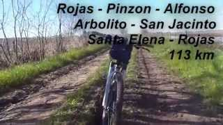 preview picture of video 'Rojas Buenos Aires MT3ike © Vuelta a Alfonso'