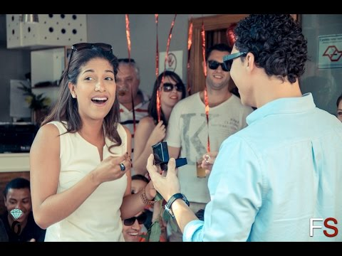 Renee & Fernanda - O pedido de casamento Flashmob - Marriage Proposal