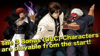 The King Of Fighters XIII: Steam Edition video
