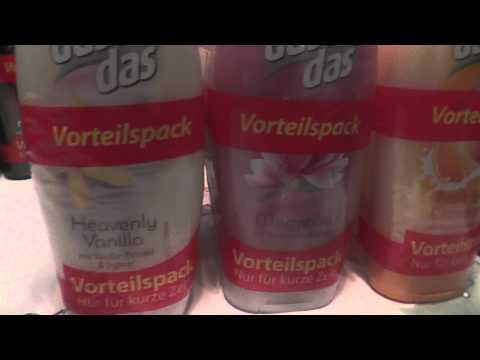 Jahresvorrat Duschgel für 23,66 € (42 duschDas)