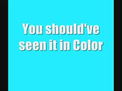 Jamey Johnson In Color lyrics