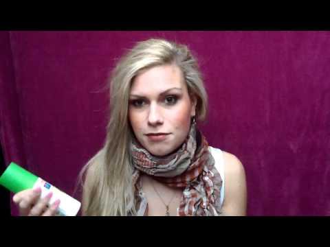 Review: Alverde Haarspray