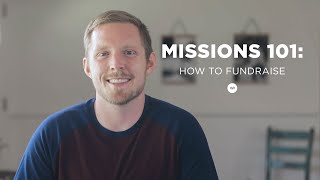 Missions 101: How to Fundraise For Your Mission Trip | World Race