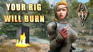 THIS MOD WILL KILL YOUR PC - SKYRIM WEEKLY MODS 71