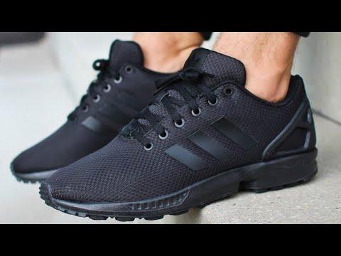Unboxing Adidas zx flux