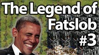 The Legend Of Fatslob! #3