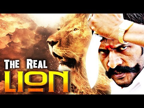 The Real Lion (2017) Latest South Indian Full Hindi Dubbed Movie | New Released 2017 Action Movie  downoad full Hd Video