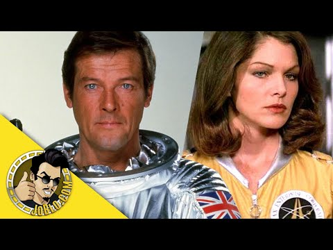 MOONRAKER: Roger Moore: James Bond Revisited