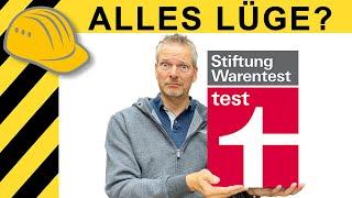 LÜGT STIFTUNG WARENTEST? KLARTEXT ZUM AKKUSCHRAUBER TEST! | WERKZEUG NEWS #133