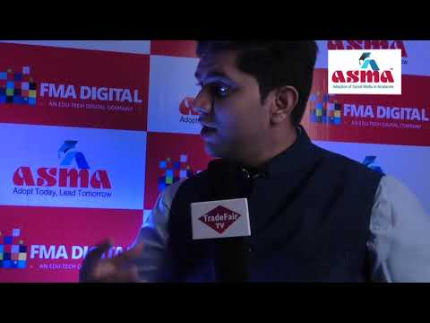 Dr. Ravi Kumar Jain – Director, SIBM Hyderabad at ASMA Annual Convention 2017