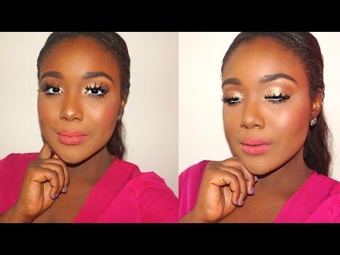 Everyday Back To School MAKEUP TUTORIAL I Fresh + Easy Makeup
