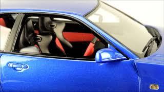 OttOmobile Nismo R34 GT-R Z-Tune