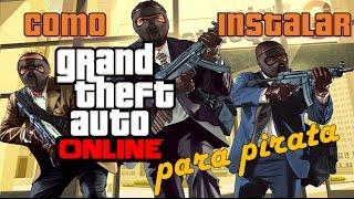 Como jugar online GTA V pirata para PC