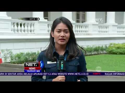Live Report Pelantikan Gubernur DKI Jakarta - NET10