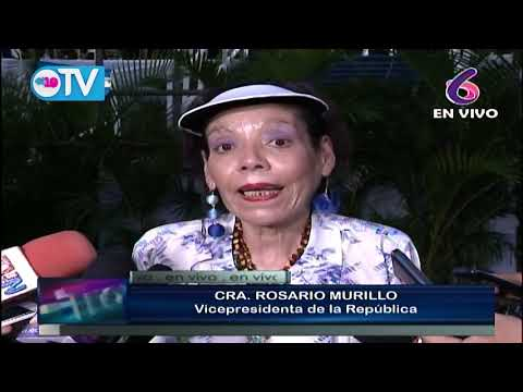 """Compañera Rosario: """"Aquí no podrá volver a imperar el odio, lo hemos jurado en un día de patria"""""""