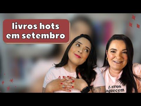 SETEMBRO DOS HOTS + ADIVINHANDO SINOPSES DE LIVROS HOTS feat @Cati Borba ?
