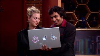 The Big Bang Theory - Welcome to the Raj Mahal
