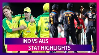 IND vs AUS Stat Highlights 1st ODI 2020: Hosts Win by 66 Runs As Team India Top Order Disappoints - Download this Video in MP3, M4A, WEBM, MP4, 3GP