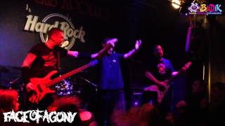 Video Face Of Agony - Soul Mirror (live at Apollo music club Povazska