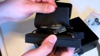 Ultimate Ears 600vi Earphones Unboxing